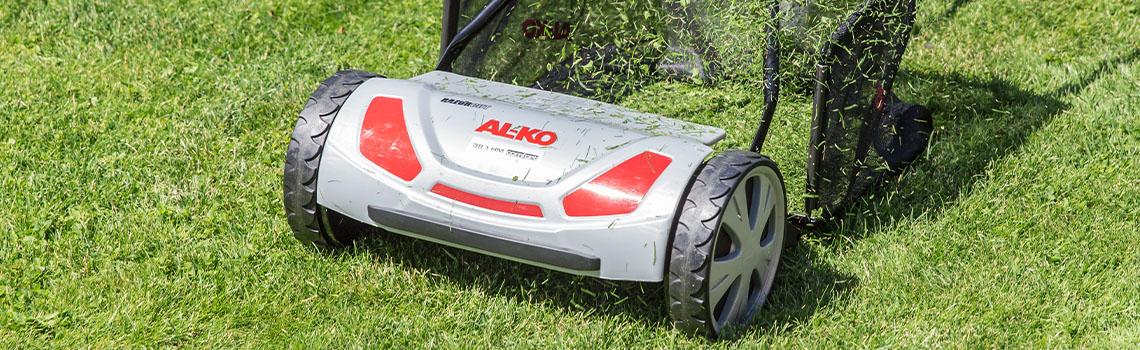 AL-KO cylinder mower | Useful tips