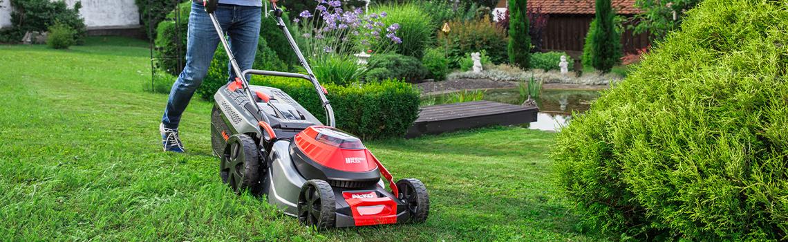 Lawn mower | AL-KO battery lawn mower