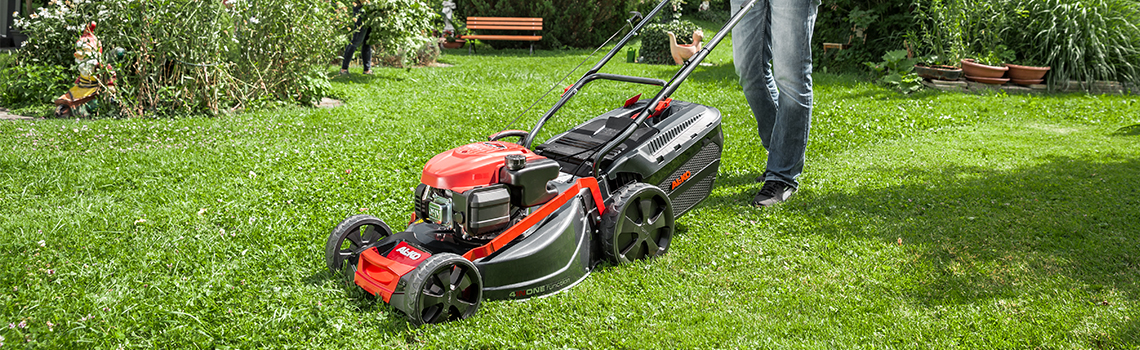 Lawnmowers | AL-KO petrol lawnmower