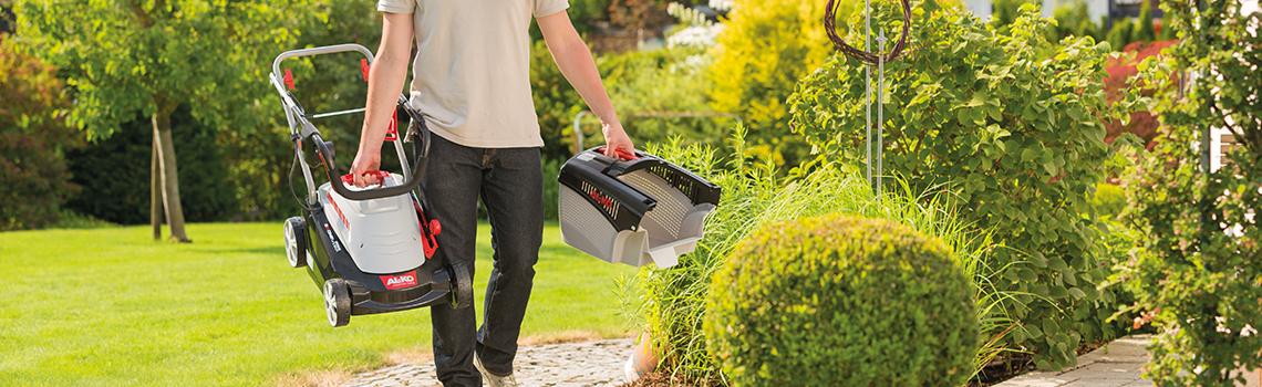 Lawn mower | AL-KO electric lawn mower