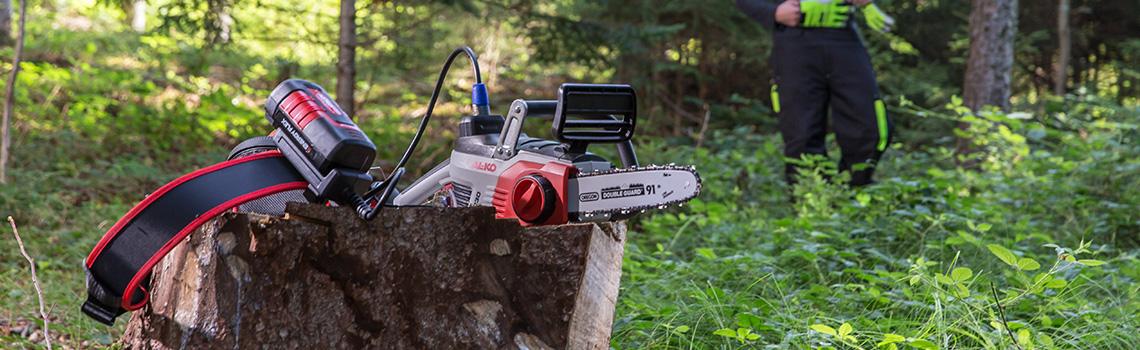 AL-KO chain saws | Interesting facts