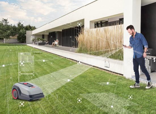 Smart Gardening   AL-KO Intelligente Rasenpflege