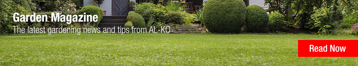 Gardening News | AL-KO Garden Magazine