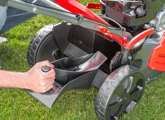 Lawnmower | Insert AL-KO mulching wedge