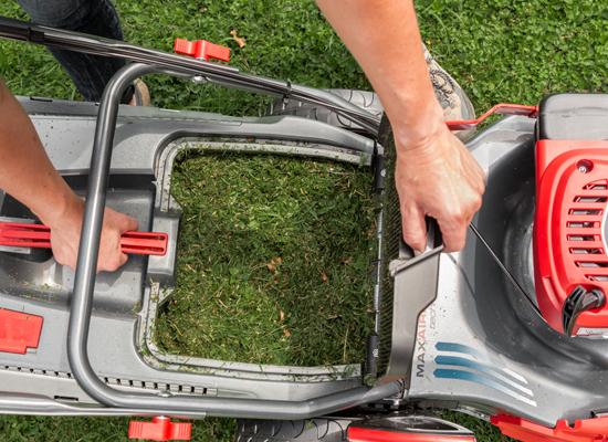 Lawnmower | AL-KO MaxAirflow Technology full box fewer breaks