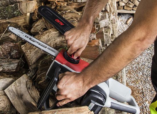 AL-KO chain saws advantages | Easy maintenance