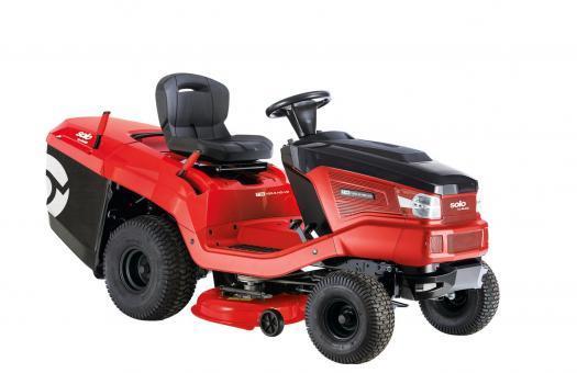 Solo by AL-KO T 16-105.6 HD V2 Premium Lawn Tractor